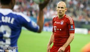 Zal Arjen Robben opnieuw scoren tegen Chili?