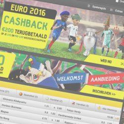 Online gokken op EK voetbal 2016 bij BetFirst