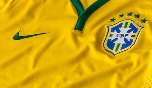 Brazilië WK voetbal