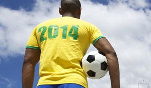 De verwachte opstelling van Brazilië en Chili