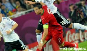 Weet Cristiano Ronaldo een afgang te voorkomen?