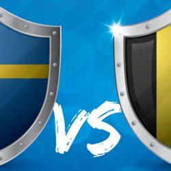 EK wedden Rode Duivels: Zweden – België