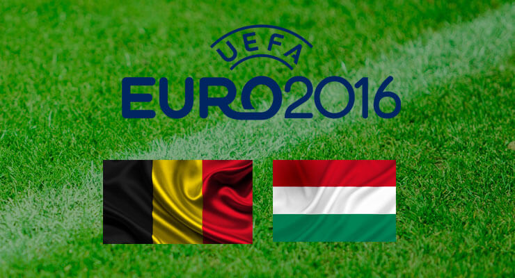 UEFA Euro 2016: Beglie - Hongarije