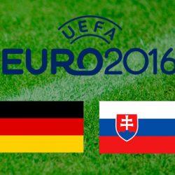 EK voetbal 2016: Voorspellingen Duitsland – Slowakije (26 juni) – Tips om Online te Wedden