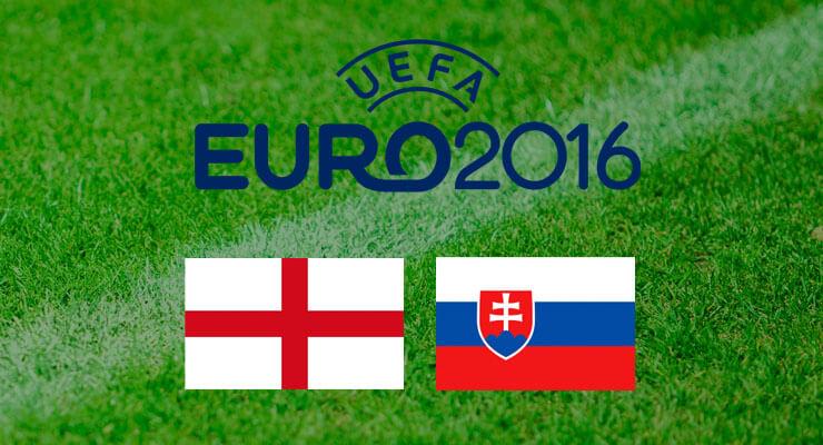 UEFA Euro 2016: Engeland - Slowakije
