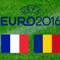 Online wedden op het EK: Frankrijk – Roemenië (10 juni 2016)