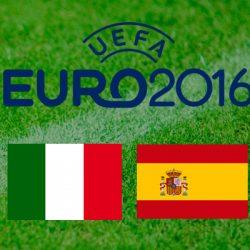 Achtste Finale EK voetbal: voorspellingen Italië – Spanje (27 juni 2016) | Online Wedden