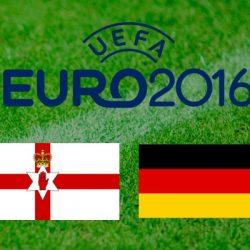 EK voetbal: Noord-Ierland – Duitsland (21 juni 2016) Voorspellingen en Online Wedden