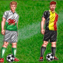 EK Rode Duivels: kwartfinales: Voorspellingen Wales – België — Zonder Vertonghen maar met Hazard