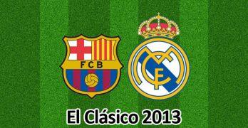 El Clasico 2013: FC Barcelona - Real Madrid