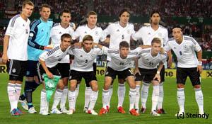 Wat wordt de opstelling van Duitsland & Algerije?