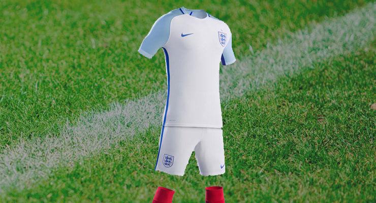 EK 2016: Engeland Selectie