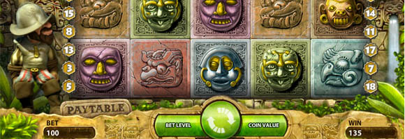Gonzos Quest © Nieuwslog - Net Entertainment