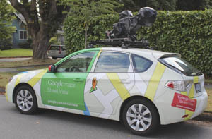 google-steet-view-car