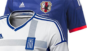 Japan - Griekenland