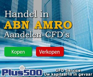 Handelen in ABN AMRO Aandelen CFD's