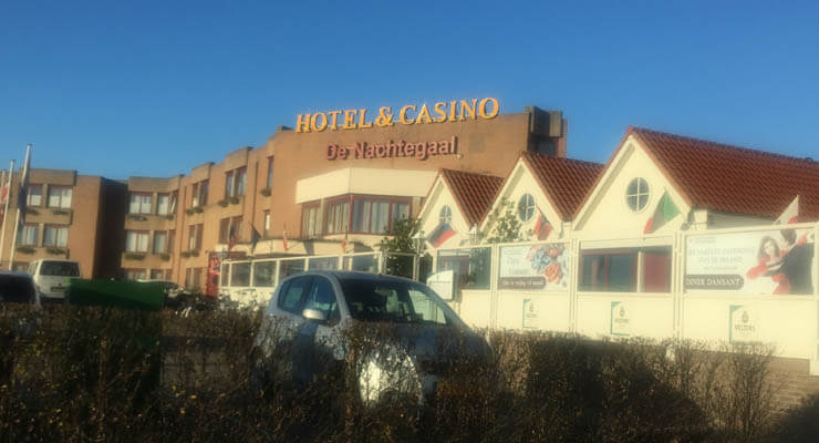 Hotel Casino De Nachtegaal Lisse