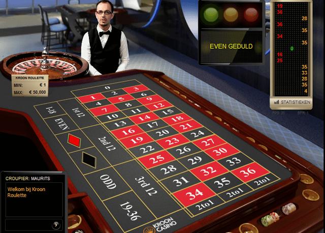 Tijdelijk 10 Euro Gratis Speelgeld Bij Kroon Casino Nieuwslog Nl