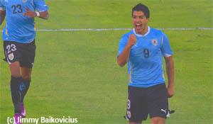 Gaat Luis Suarez het verschil maken?
