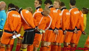 Wat wordt de basis opstelling van Oranje?