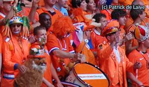 Nederland is gister door de overwinning op Chili groepswinnaar geworden.