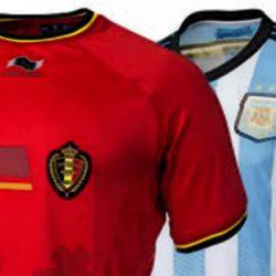 FIFA WK Voetbal 2014 Rode Duivels – Kwartfinale: Opstelling Argentinië & België