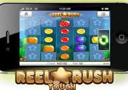 Reel Rush Gokkast spelen op je iPad