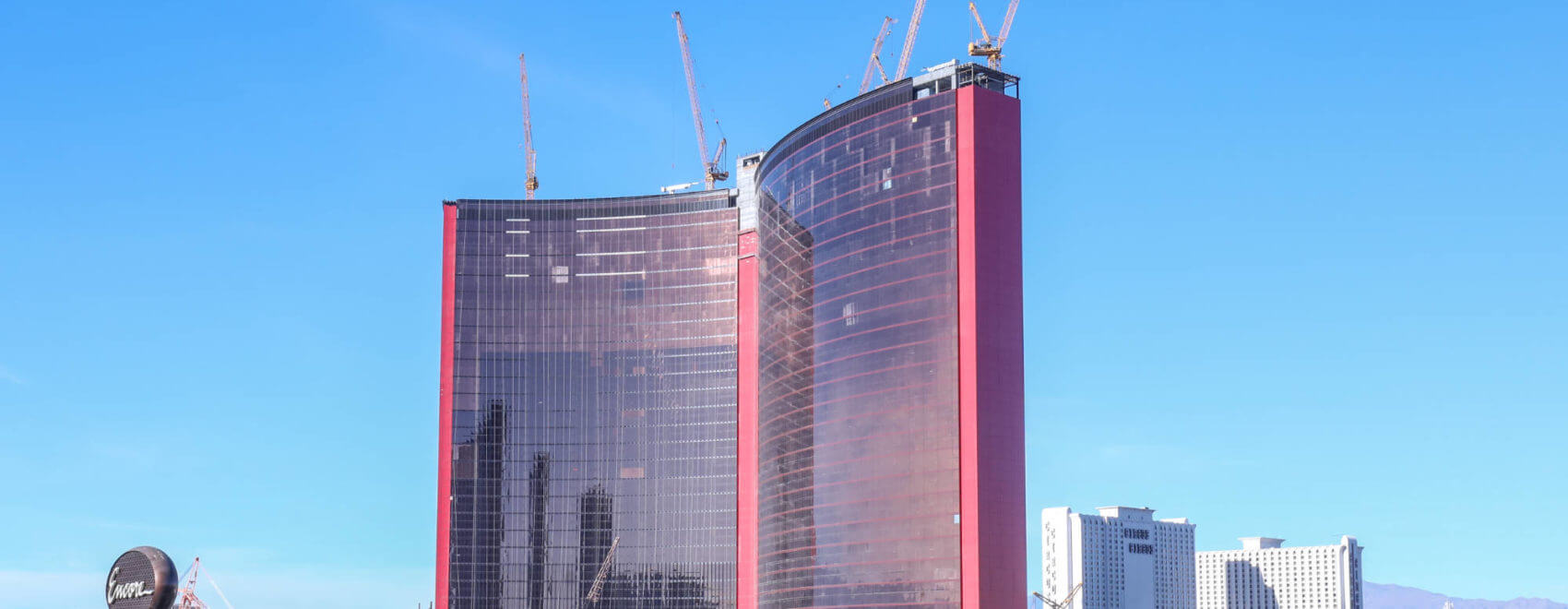 Resorts World Las Vegas in Aanbouw