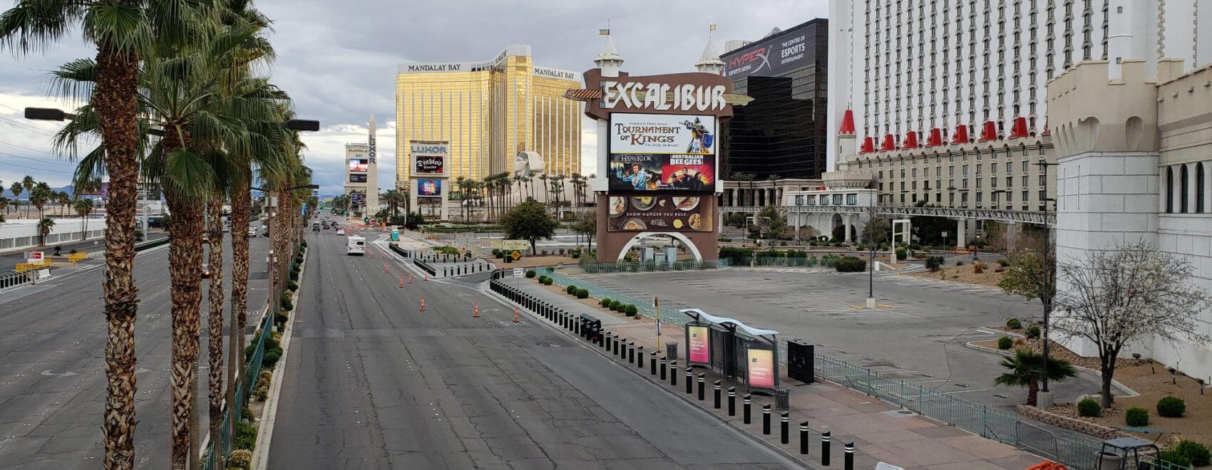 Lege Straten in Las Vegas