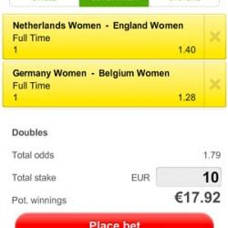 EK hockey dames: Oranje favoriet voor halve finale Nederland – Engeland