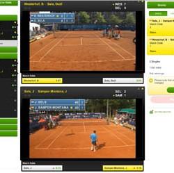 US Open: Djokovic en Nadal favoriet om hun halve finales te winnen