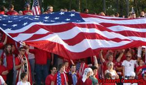 Weten de Verenigde Staten te winnen van Portugal?