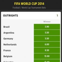 WK Oranje – Unibet voorspellingen – online gokken op Nederland – Argentinië