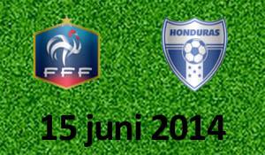 Frankrijk - Honduras