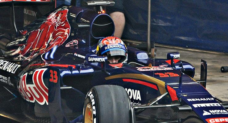 Max Verstappen Formule 1