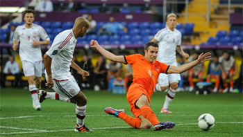 Robin van Persie  © Football.ua  licensed under the Creative Commons Attribution-Share Alike 3.0 Unported license