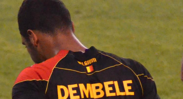 Rode Duivel Mousa Dembele