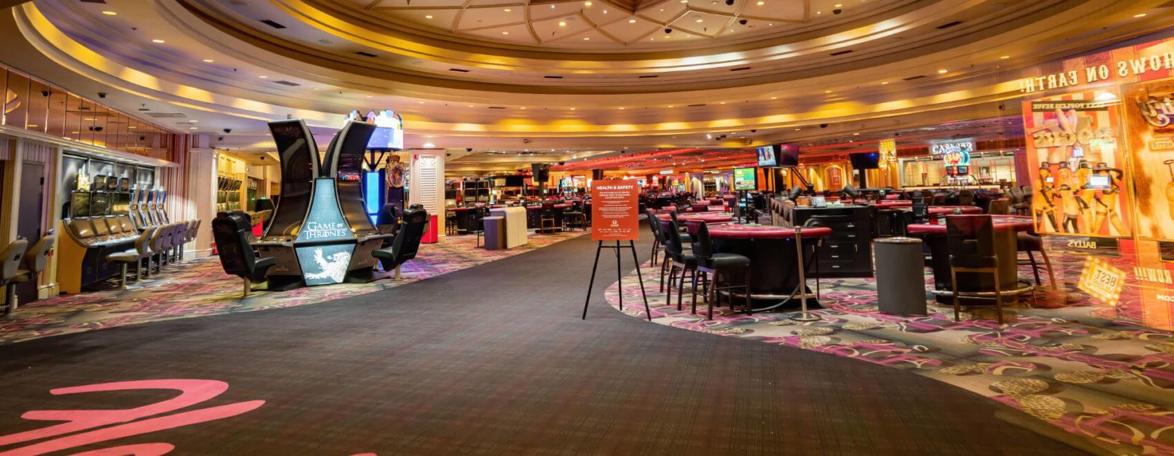 Flamingo Casino Las Vegas tijdends de Coronacrisis