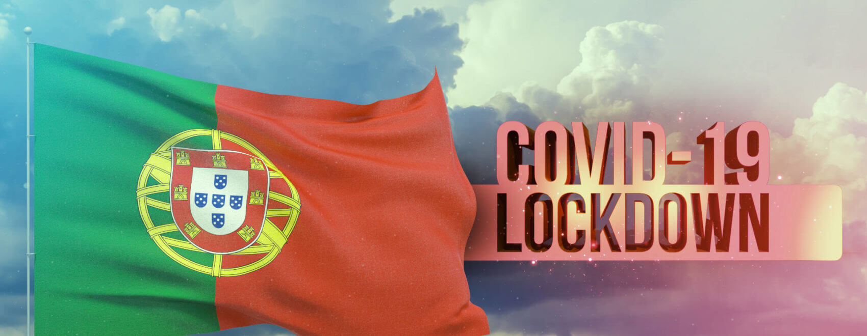 Portugal Covid19 Lockdown