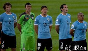 Uruguay's elftal