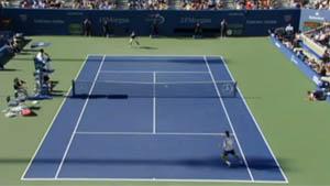 US Open Dames Finale