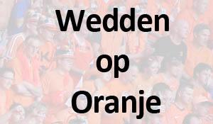 Wed nu op Oranje bij online bookmaker Unibet.
